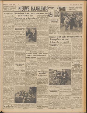 Nieuwe Haarlemsche Courant 1950-06-14