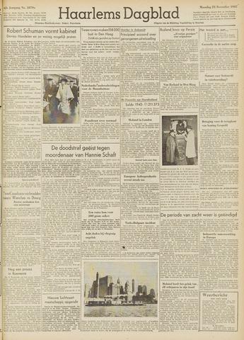 Haarlem's Dagblad 1947-11-24