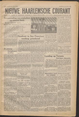Nieuwe Haarlemsche Courant 1945-06-26
