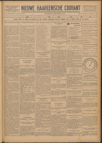 Nieuwe Haarlemsche Courant 1930-12-03