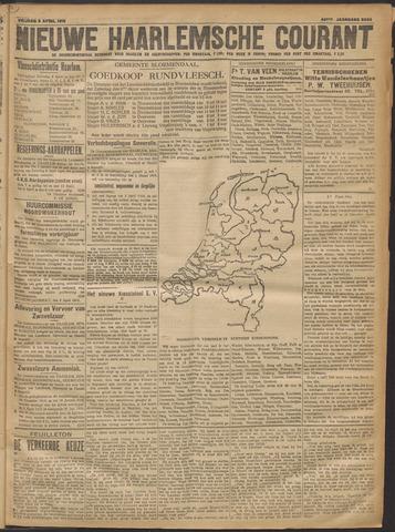 Nieuwe Haarlemsche Courant 1918-04-05