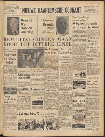 Nieuwe Haarlemsche Courant 1964-12-11