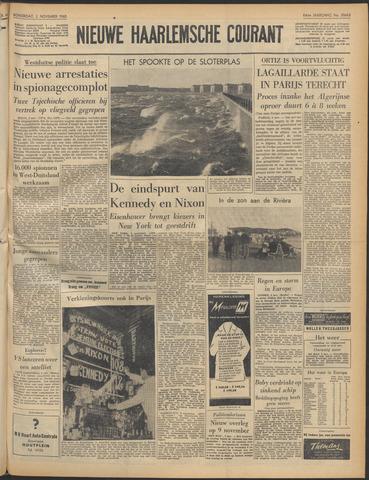 Nieuwe Haarlemsche Courant 1960-11-03