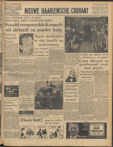 Nieuwe Haarlemsche Courant 1964-09-28