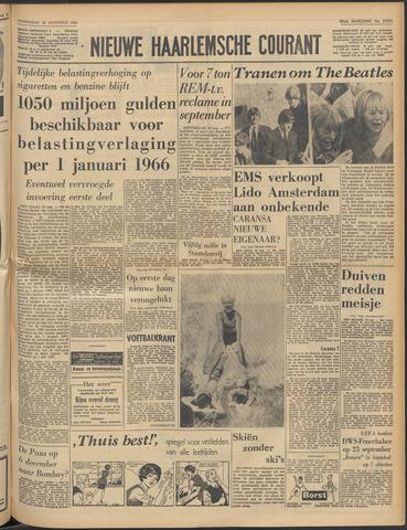 Nieuwe Haarlemsche Courant 1964-08-20