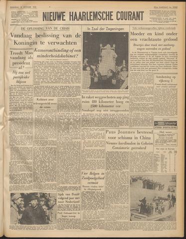 Nieuwe Haarlemsche Courant 1958-12-15