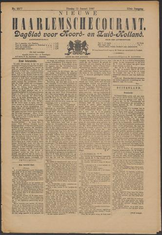 Nieuwe Haarlemsche Courant 1897-01-12