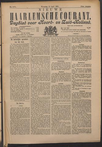 Nieuwe Haarlemsche Courant 1901-04-10