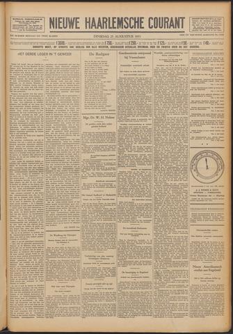 Nieuwe Haarlemsche Courant 1931-08-25
