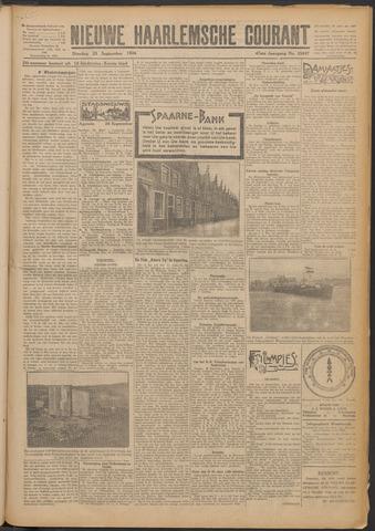 Nieuwe Haarlemsche Courant 1924-09-23