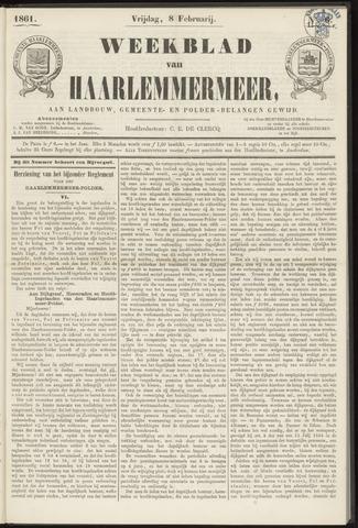 Weekblad van Haarlemmermeer 1861-02-08