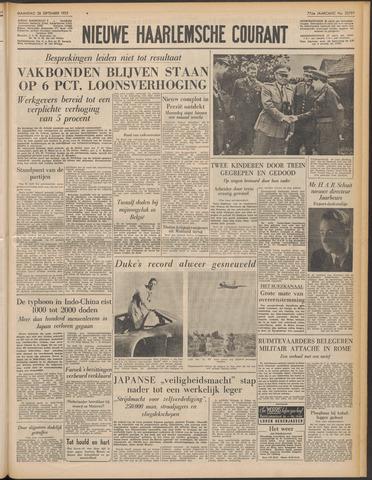 Nieuwe Haarlemsche Courant 1953-09-28