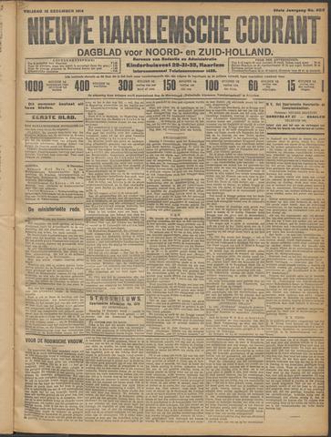 Nieuwe Haarlemsche Courant 1913-12-12