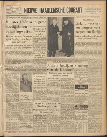 Nieuwe Haarlemsche Courant 1958-12-10