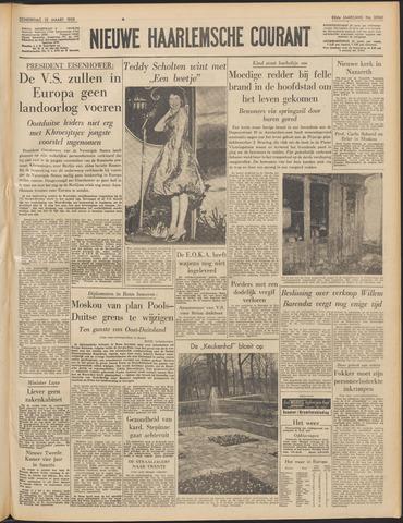 Nieuwe Haarlemsche Courant 1959-03-12