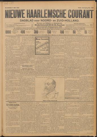 Nieuwe Haarlemsche Courant 1910-05-09