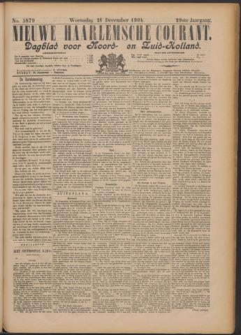 Nieuwe Haarlemsche Courant 1904-12-21