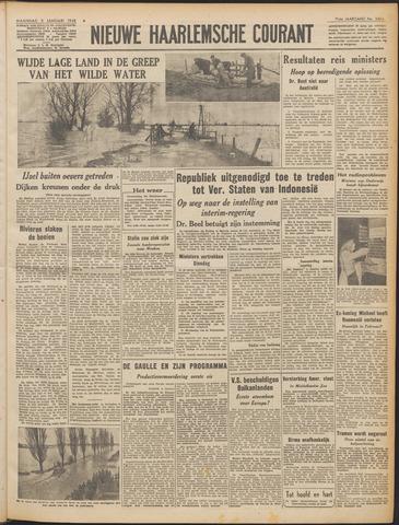 Nieuwe Haarlemsche Courant 1948-01-05