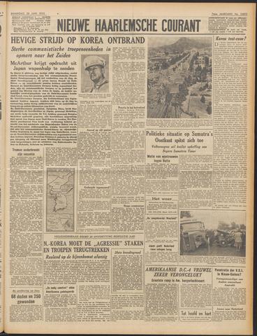 Nieuwe Haarlemsche Courant 1950-06-26