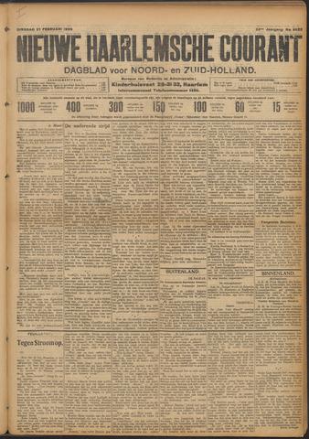 Nieuwe Haarlemsche Courant 1909-02-23