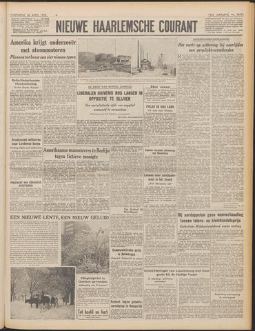 Nieuwe Haarlemsche Courant 1950-04-26