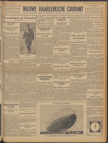 Nieuwe Haarlemsche Courant 1932-06-20