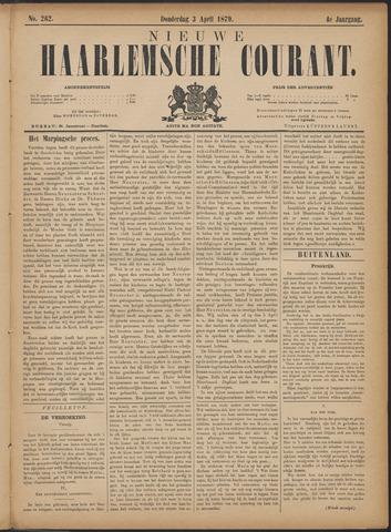Nieuwe Haarlemsche Courant 1879-04-03