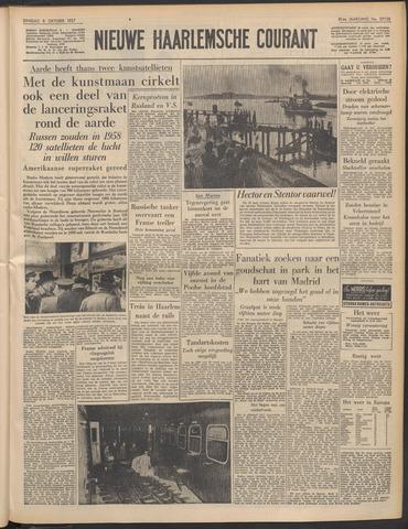 Nieuwe Haarlemsche Courant 1957-10-08