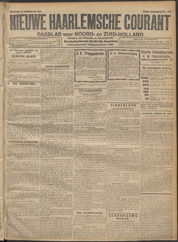 Nieuwe Haarlemsche Courant 1915-02-12