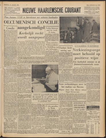 Nieuwe Haarlemsche Courant 1959-01-26