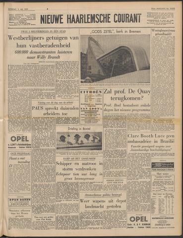 Nieuwe Haarlemsche Courant 1959-05-02