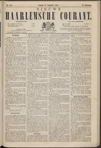 Nieuwe Haarlemsche Courant 1881-08-21