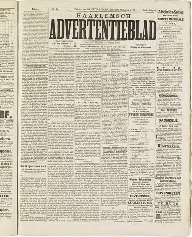 Haarlemsch Advertentieblad 1882-03-18