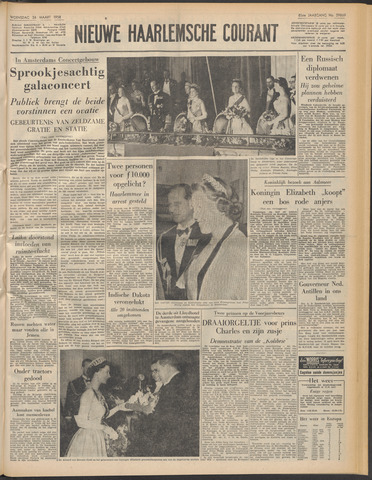 Nieuwe Haarlemsche Courant 1958-03-26