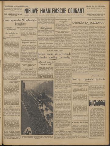 Nieuwe Haarlemsche Courant 1940-07-21