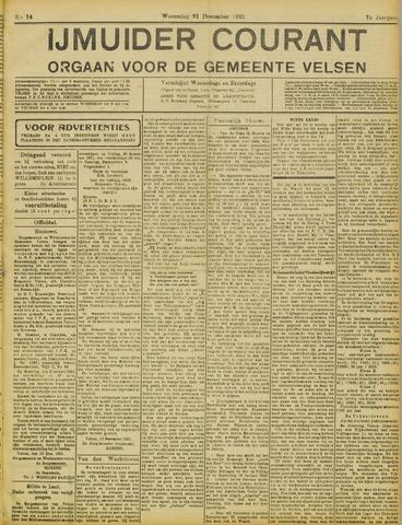 IJmuider Courant 1921-12-21