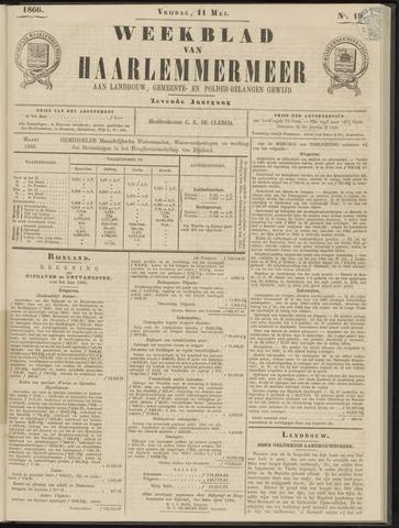 Weekblad van Haarlemmermeer 1866-05-11