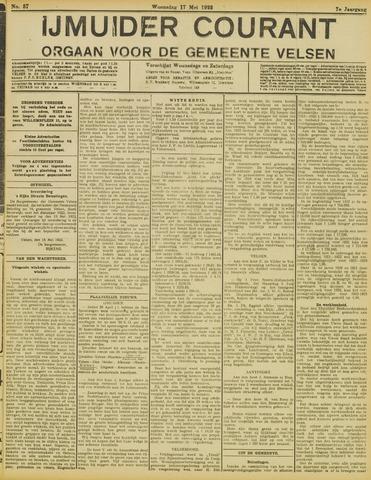 IJmuider Courant 1922-05-17