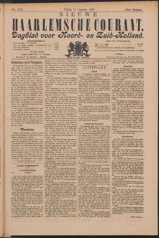 Nieuwe Haarlemsche Courant 1899-08-11