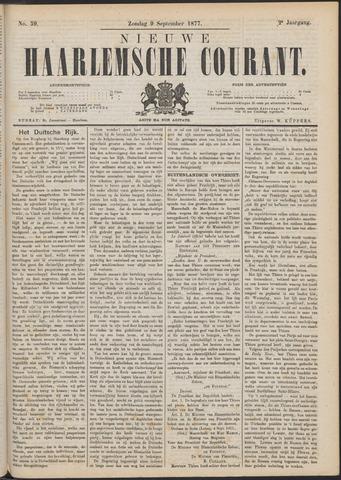 Nieuwe Haarlemsche Courant 1877-09-09