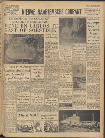 Nieuwe Haarlemsche Courant 1964-09-21