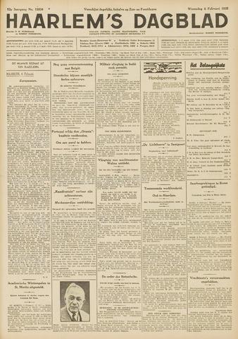 Haarlem's Dagblad 1935-02-06