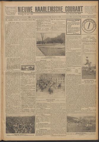Nieuwe Haarlemsche Courant 1925-04-22