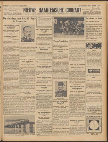 Nieuwe Haarlemsche Courant 1935-04-25