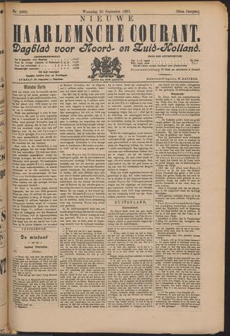Nieuwe Haarlemsche Courant 1901-09-25