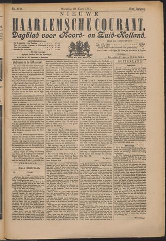 Nieuwe Haarlemsche Courant 1901-03-20
