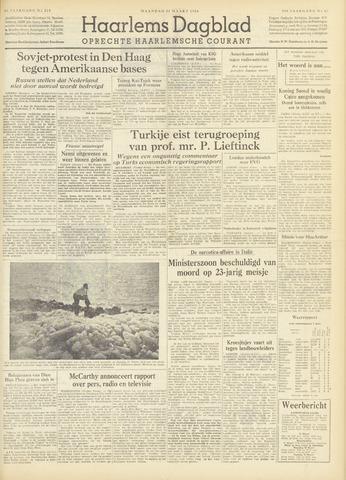 Haarlem's Dagblad 1954-03-22