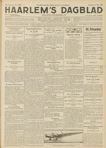 Haarlem's Dagblad 1935-05-21