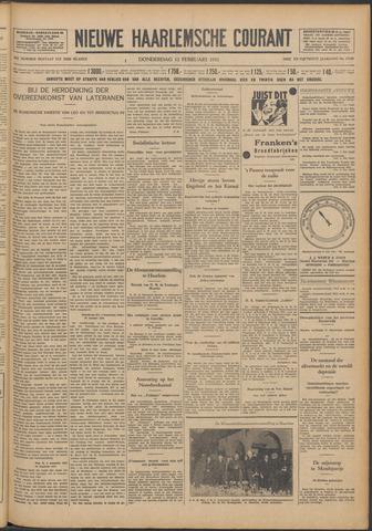 Nieuwe Haarlemsche Courant 1931-02-12
