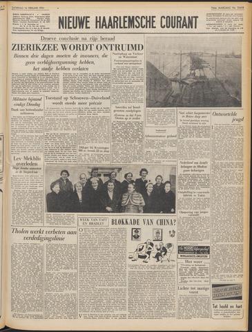 Nieuwe Haarlemsche Courant 1953-02-14